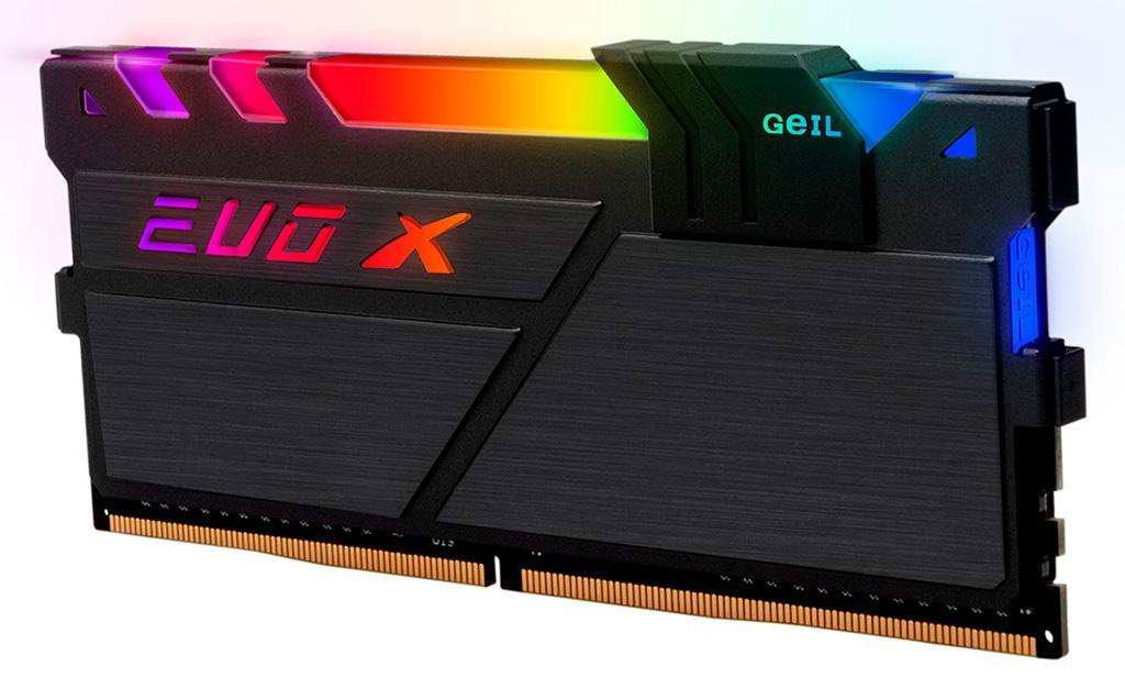 GeIL EVO X II - изобильная серия памяти на все случаи жизни