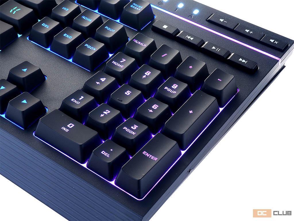 HyperX Alloy Core RGB: обзор. А мембранка-то тоже годная бывает