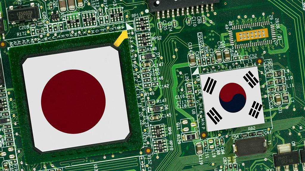 Разногласия между Японией и Южной Кореей ставят под угрозу глобальный рынок памяти