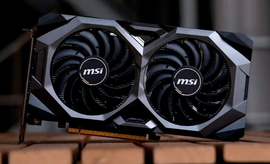 MSI продемонстрировала Radeon RX 5700 XT в Mech-исполнении