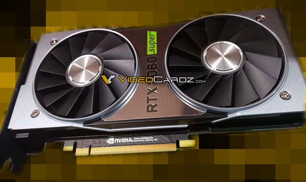 Рассматриваем фото NVIDIA GeForce RTX 2060 Super Founders Edition
