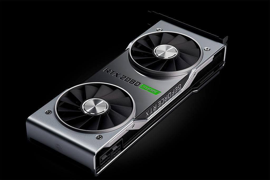 Видеокарты NVIDIA GeForce RTX Super представлены официально