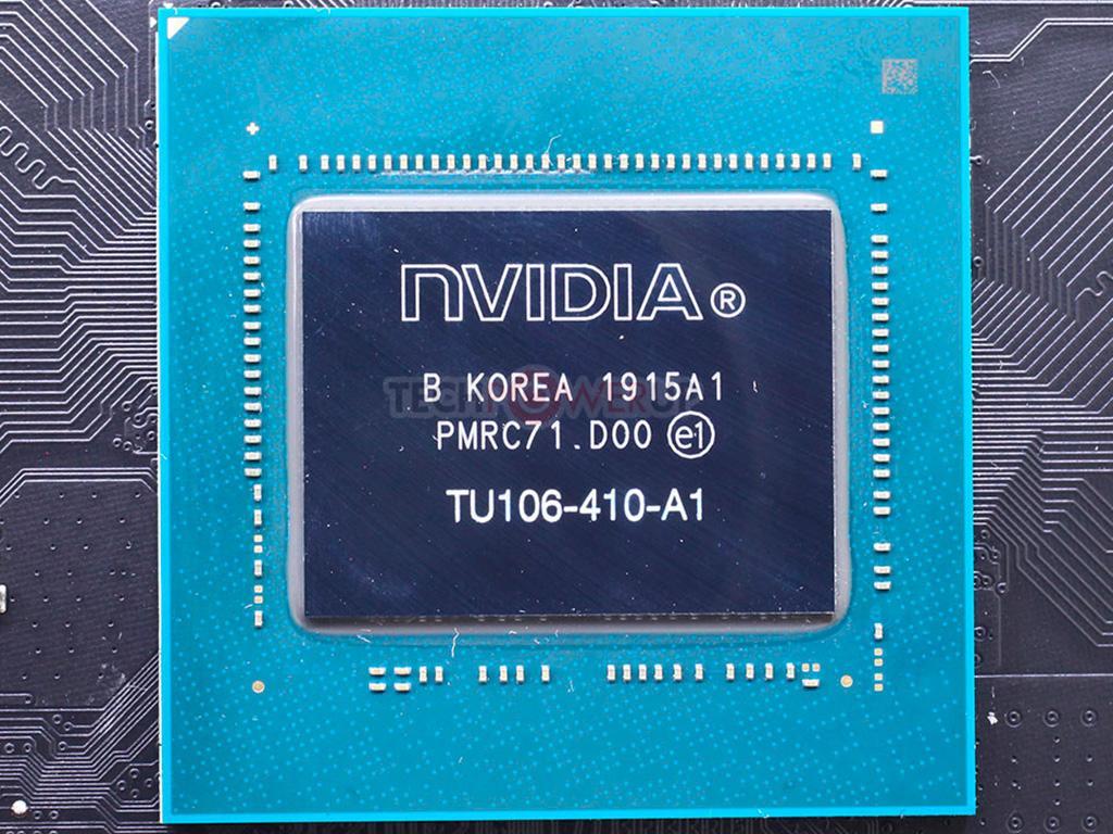 Видеокарты NVIDIA RTX Super построены на новом техпроцессе?
