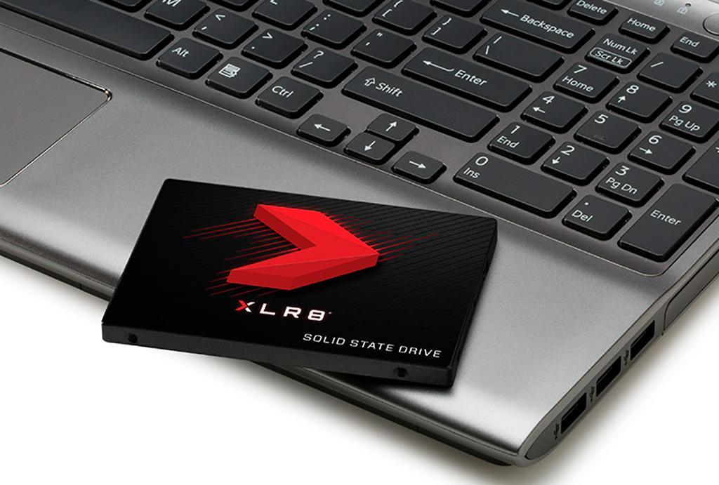 PNY предлагает накопители XLR8 CS2311 с SATA-интерфейсом