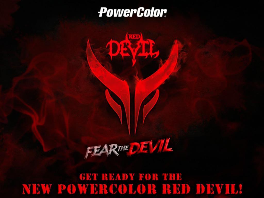 PowerColor тизерит Radeon RX 5700 XT Red Devil + конкурс