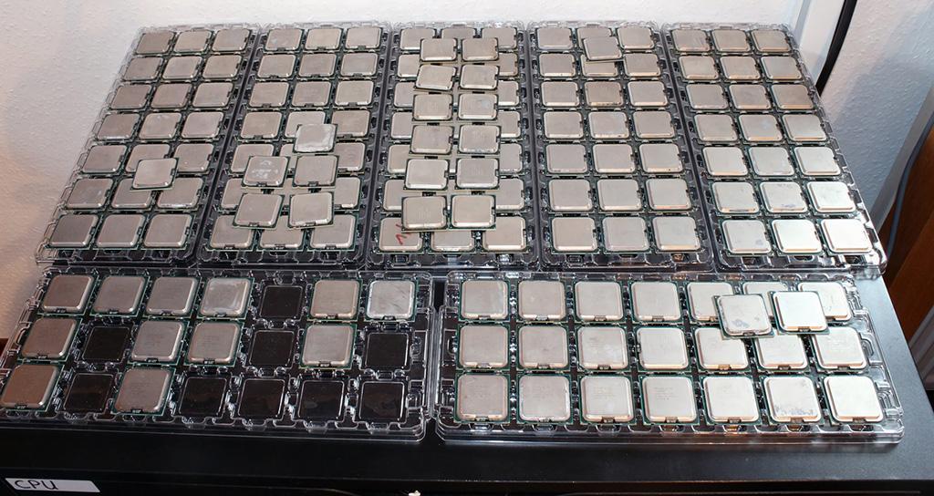 Silicon Lottery: AMD и Intel очень тщательно сортируют процессоры. Разгонять скоро будет нечего