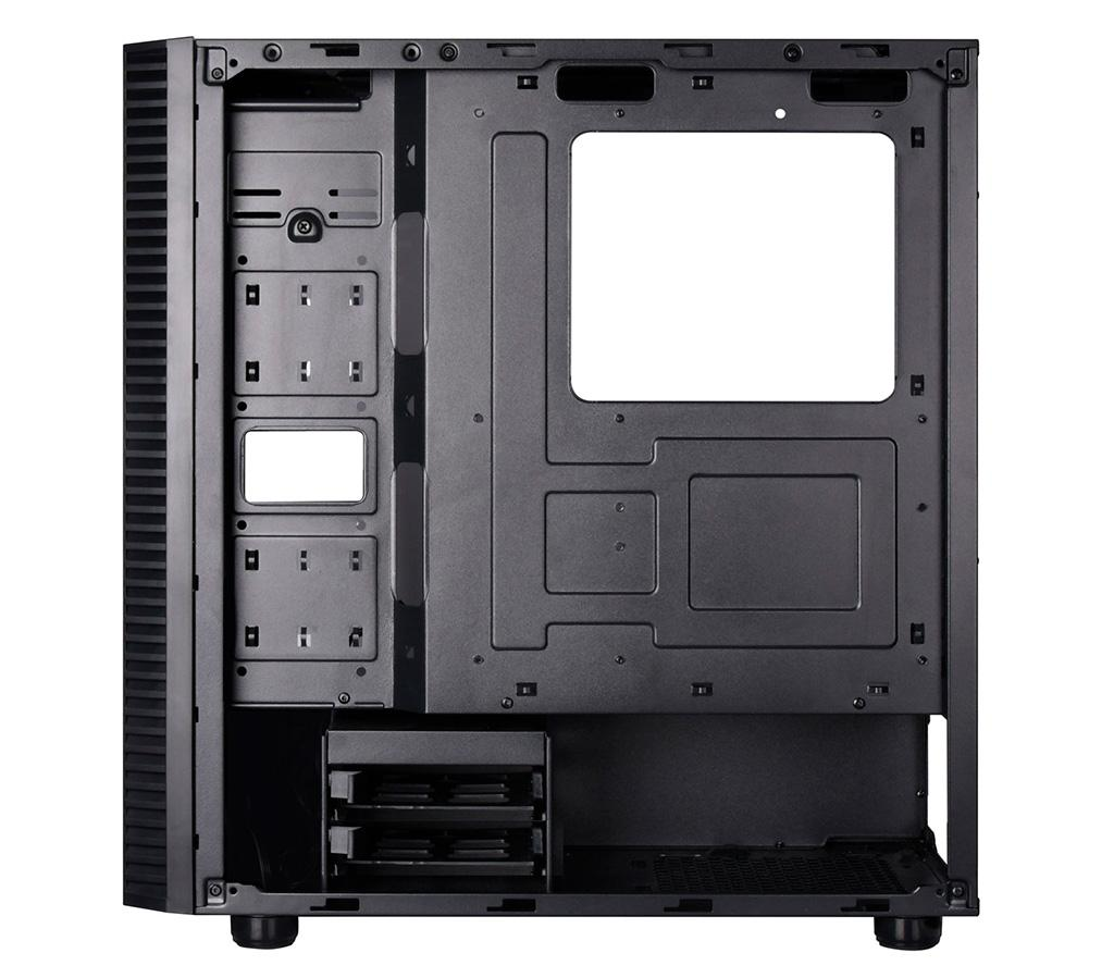Корпус SilverStone PS14-E отдаёт дань уважения оптическим приводам