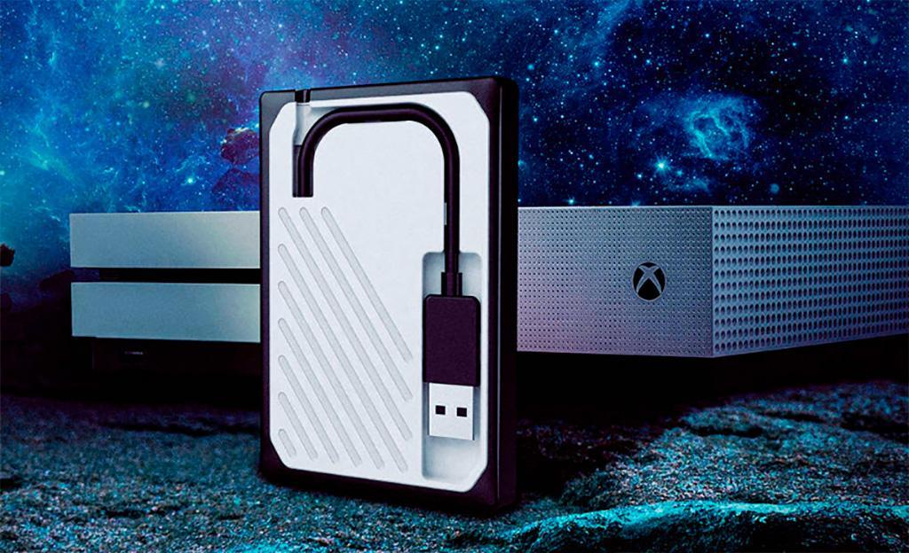 Western Digital предлагает внешний SSD-накопитель Gaming Drive Accelerated для Xbox One