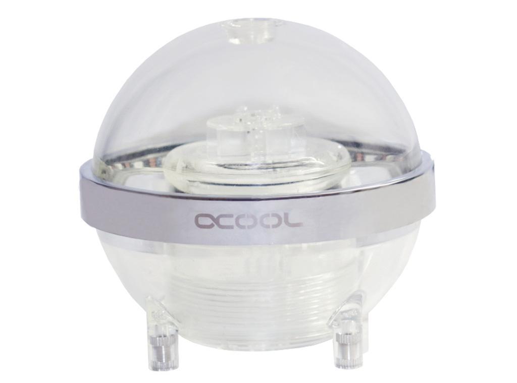 Сферическая помпа-резервуар Alphacool Eisball поступила в продажу
