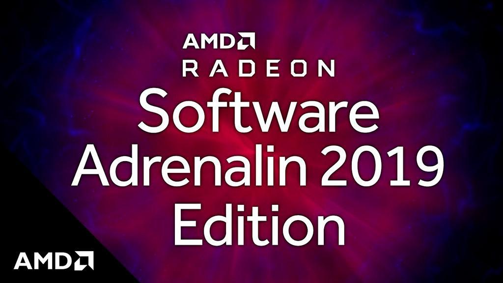 Драйвер AMD Radeon Adrenalin 2019 Edition обновлен (19.8.1)
