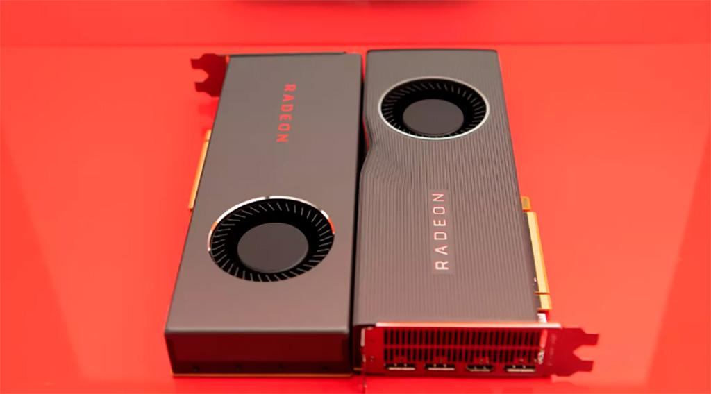 Видеокарты AMD Radeon RX 5700 в референсном исполнении больше не производятся