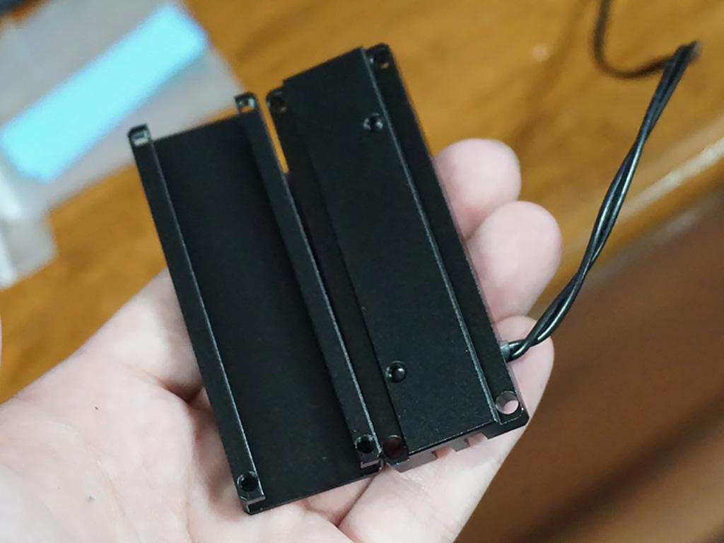 Найден радиатор для M.2-накопителей с монитором