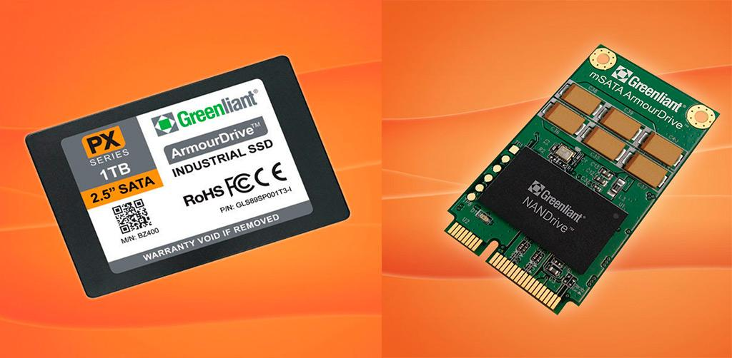 Greenliant ArmourDrive EX – SSD-накопители на базе SLC-памяти