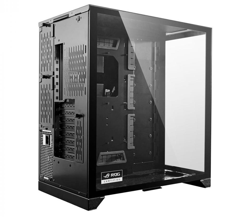 Корпус Lian Li PC-O11 Dynamic XL вмещает платы формата EEB и до трёх блоков питания