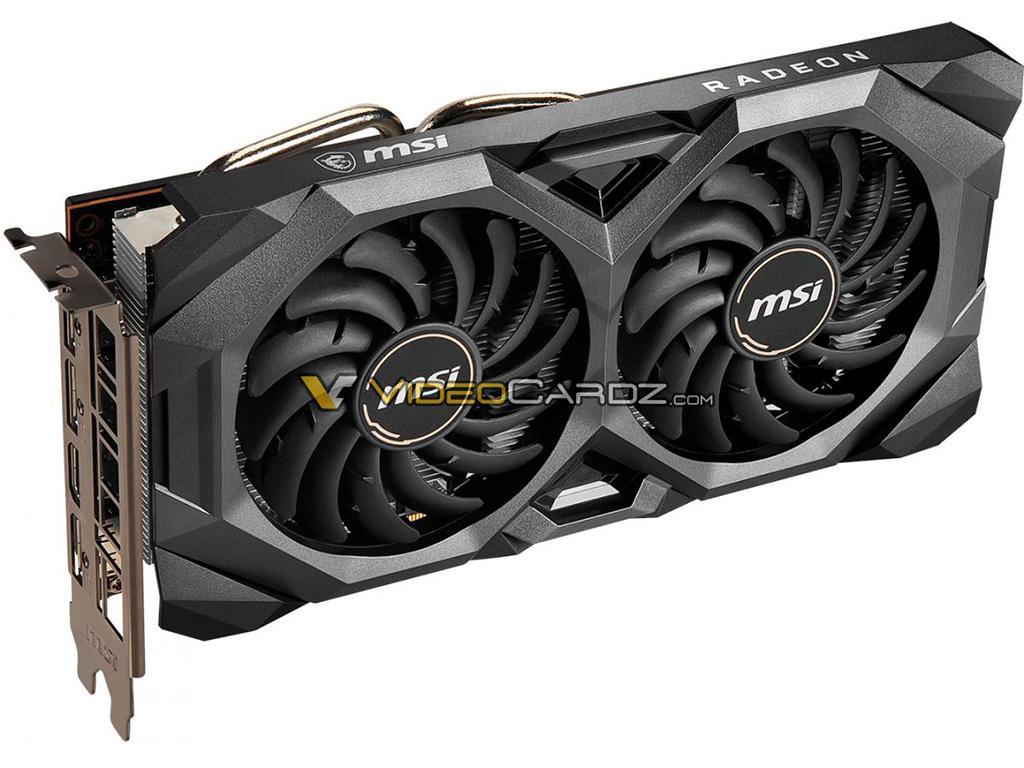Рассматриваем видеокарты MSI Radeon RX 5700 (XT) в исполнении Mech и Evoke