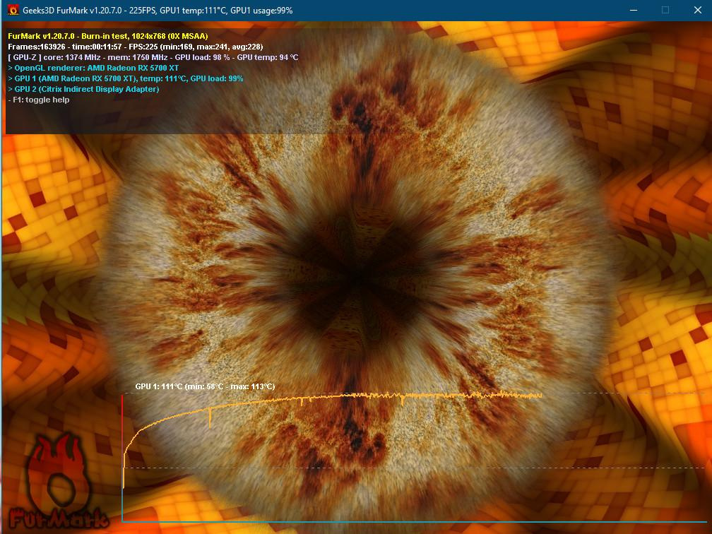"""AMD: 110 °C для Radeon RX 5700 """"ожидаемы и в пределах спецификаций"""""""