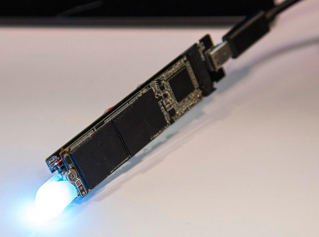 Realtek показала новые SSD-контроллеры, один из которых поддерживает PCI-Express 4.0, а другой RGB-подсветку