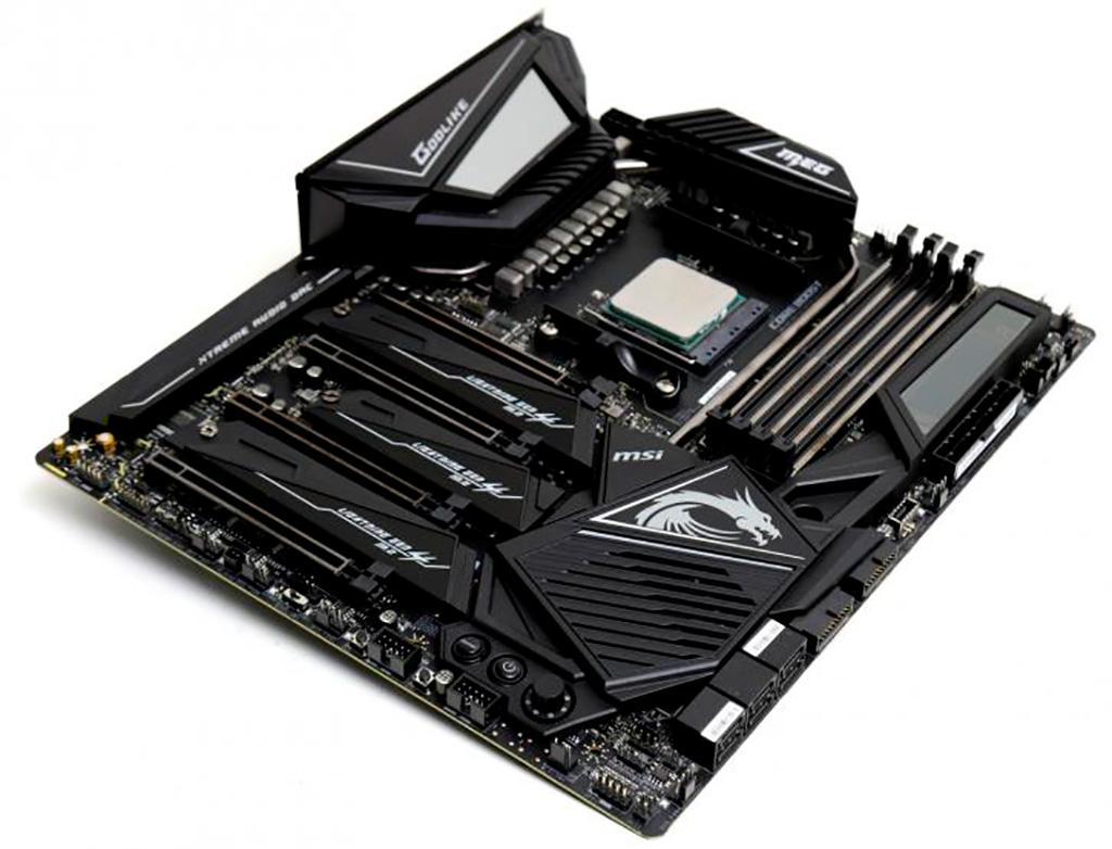 Производительность процессоров AMD Ryzen 3000 зависит от материнской платы