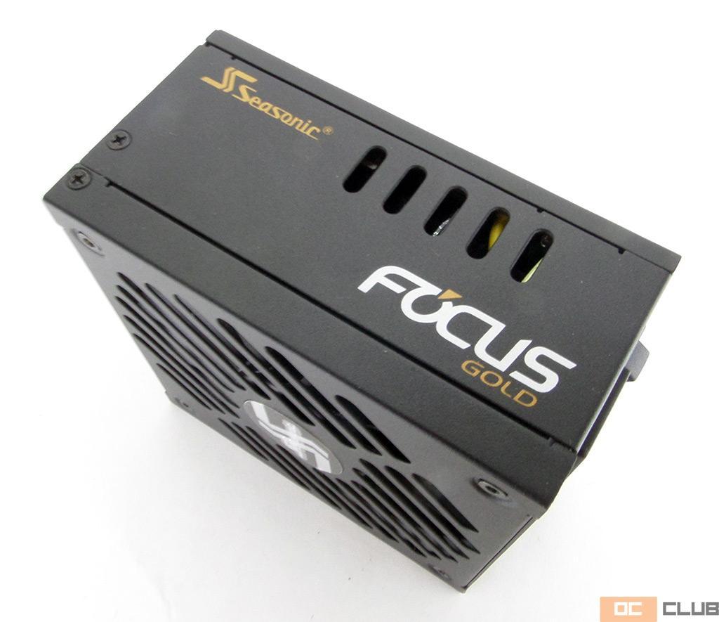 SeaSonic Focus SGX-650: обзор. SFX-L по SeaSonic-овски