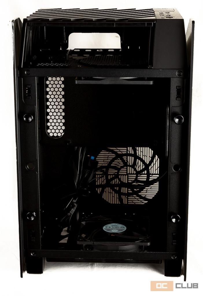 SilverStone LD03: обзор. Свежий взгляд на охлаждение Mini-ITX систем