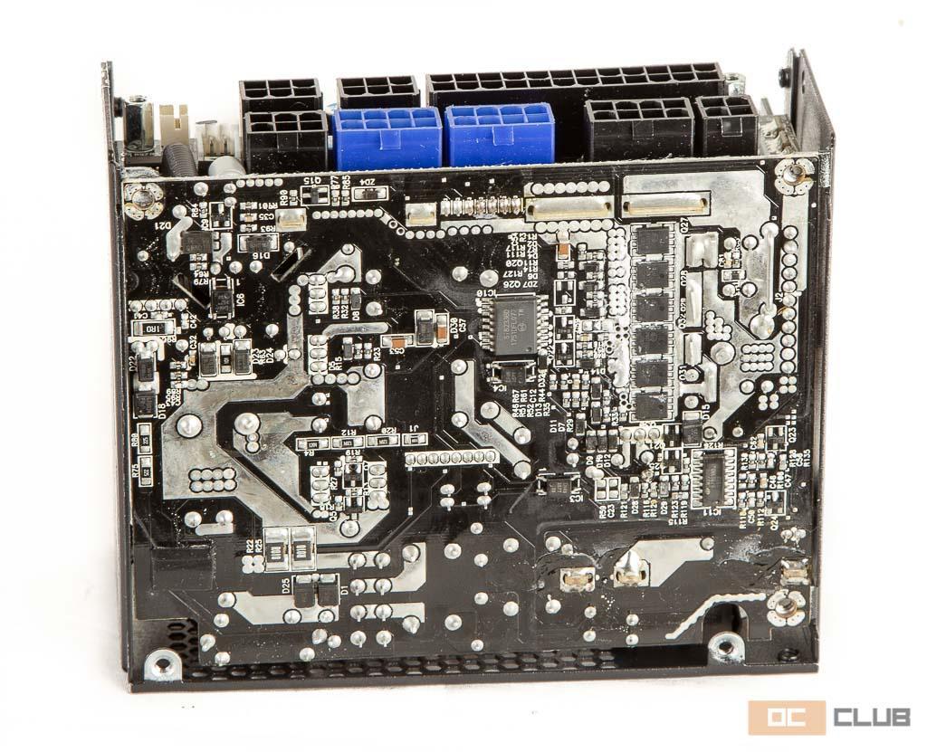 SilverStone SX700-G: обзор. Хорош по электрическим параметрам, но не эксплутационным