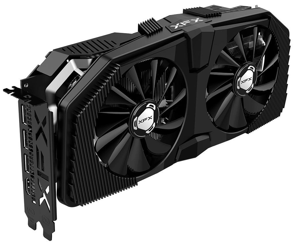Начались продажи XFX Radeon RX 5700 XT RAW II