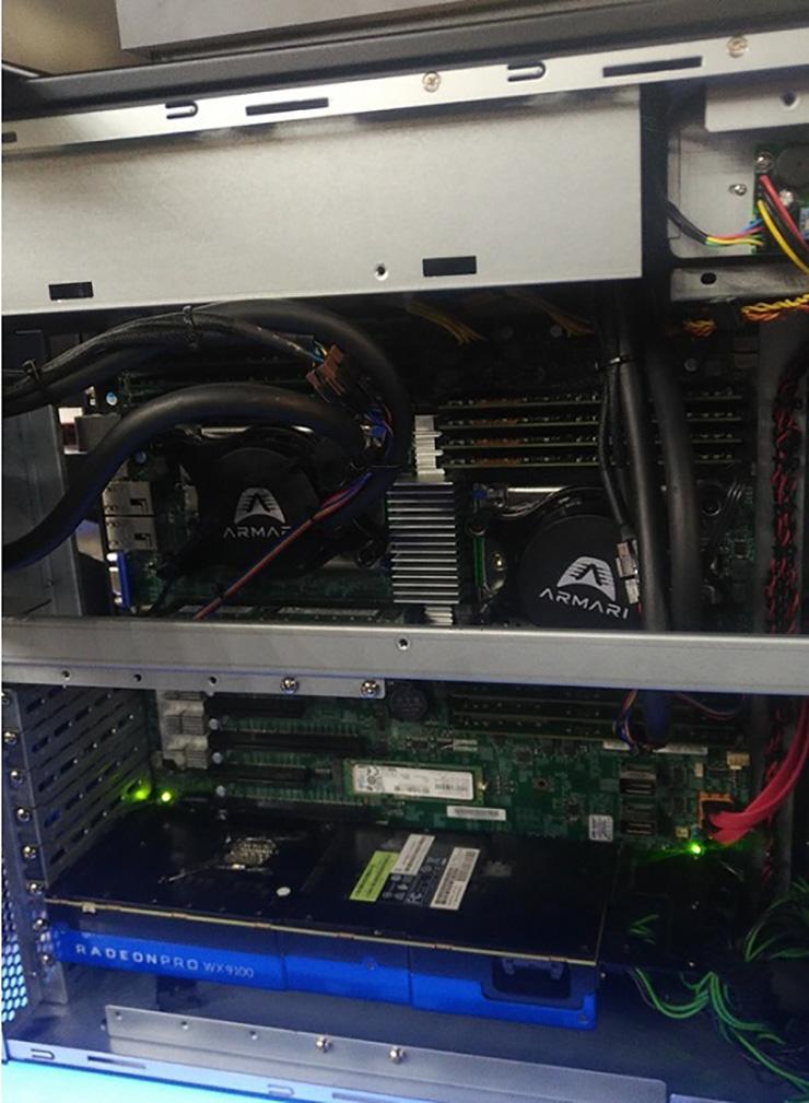 128-ядерная система с парой AMD Epyc 7742 побила абсолютные рекорды в Cinebench R15 и R20
