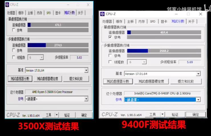 Игровые и синтетические тесты AMD Ryzen 5 3500X появились в Сети