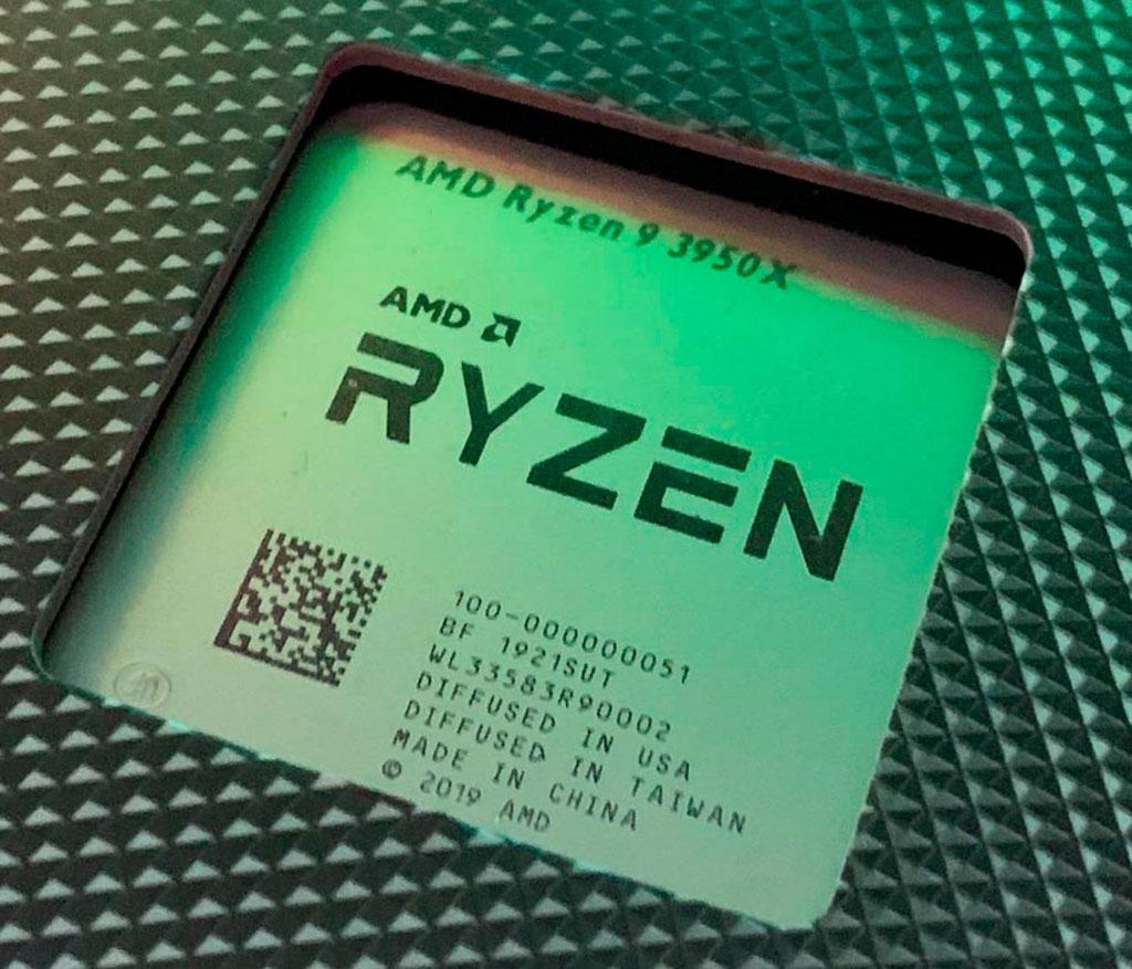 В переносе AMD Ryzen 9 3950X виновны амбициозные частоты