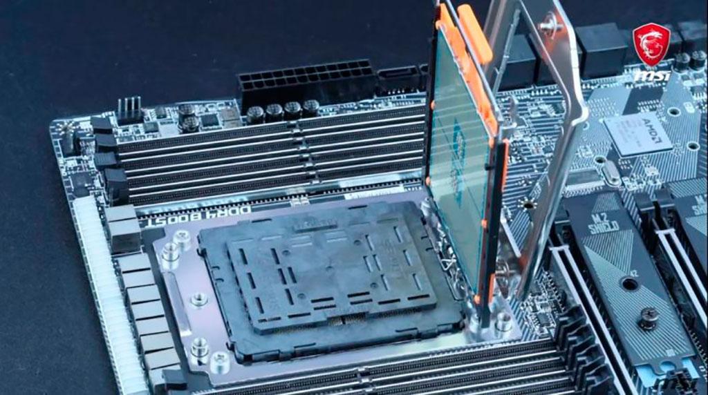 Процессоры AMD Ryzen Threadripper 3000 потребуют новую материнскую плату