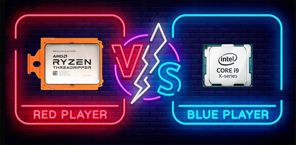 Intel vs AMD: 5-летние графики продаж процессоров от Mindfactory