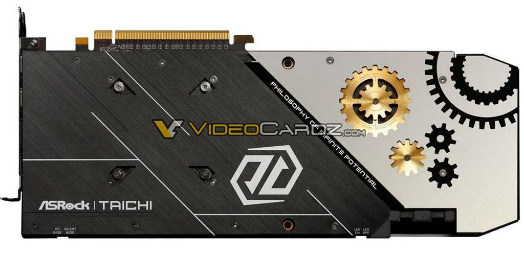 ASRock подготавливает Radeon RX 5700 XT в исполнении Taichi OC