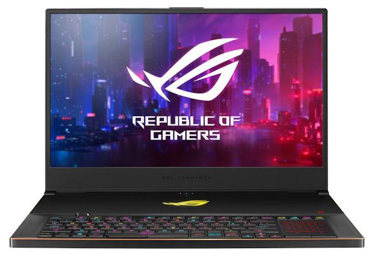 Ноутбук ASUS ROG Zephyrus S GX701 получил безумный 300-герцовый дисплей