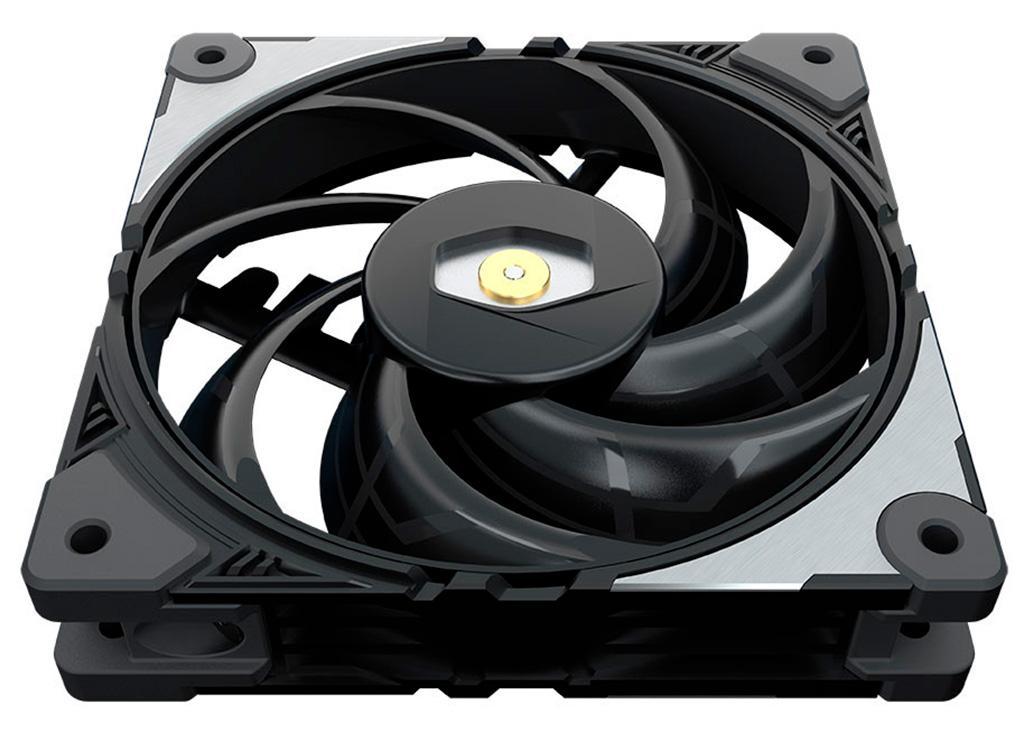 MasterFan SP120M – «богатые» флагманские вентиляторы от CoolerMaster