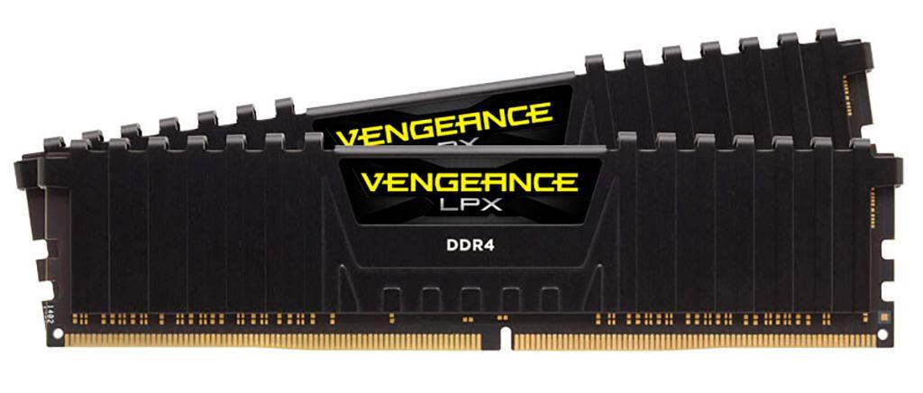 Corsair выпустила комплекты памяти Vengeance LPX, способные работать при рекордных DDR4-4866. В том числе с AMD Ryzen
