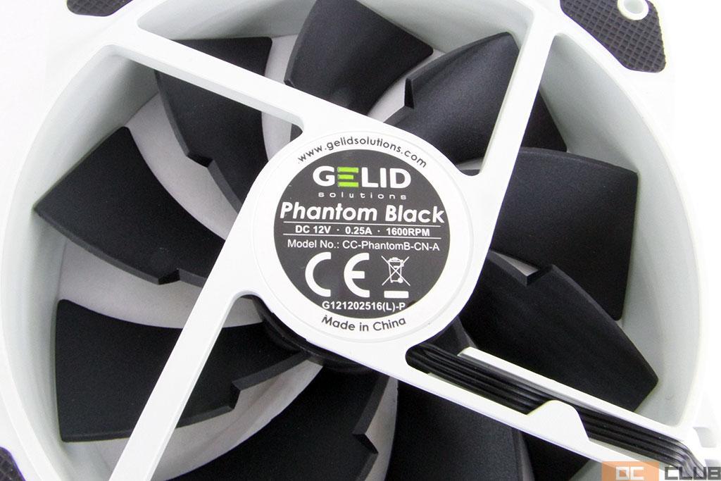 Gelid Phantom Black: обзор. Суперкулер за ?