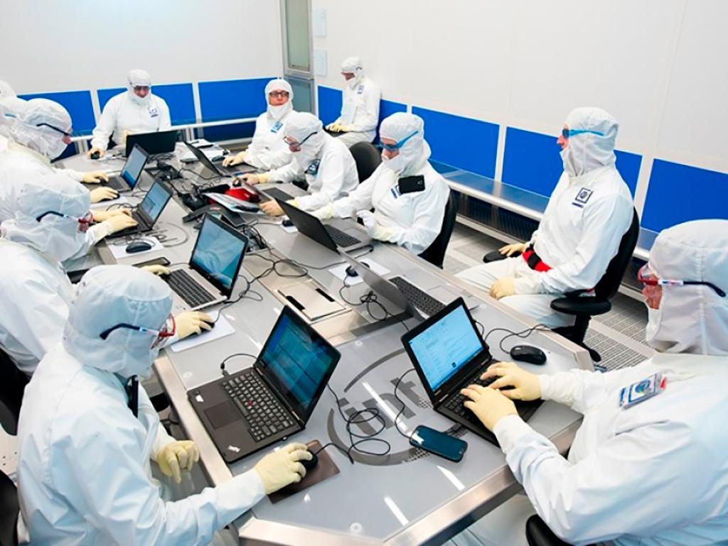 В освоении 7 нм техпроцесса Intel помогут выходцы из GlobalFoundries