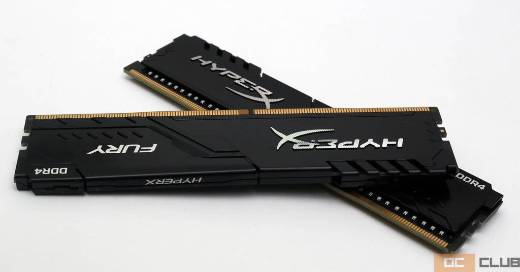 HyperX Fury DDR4-3000 16 ГБ (HX430C15FB3K2/16): обзор. Самая народная память