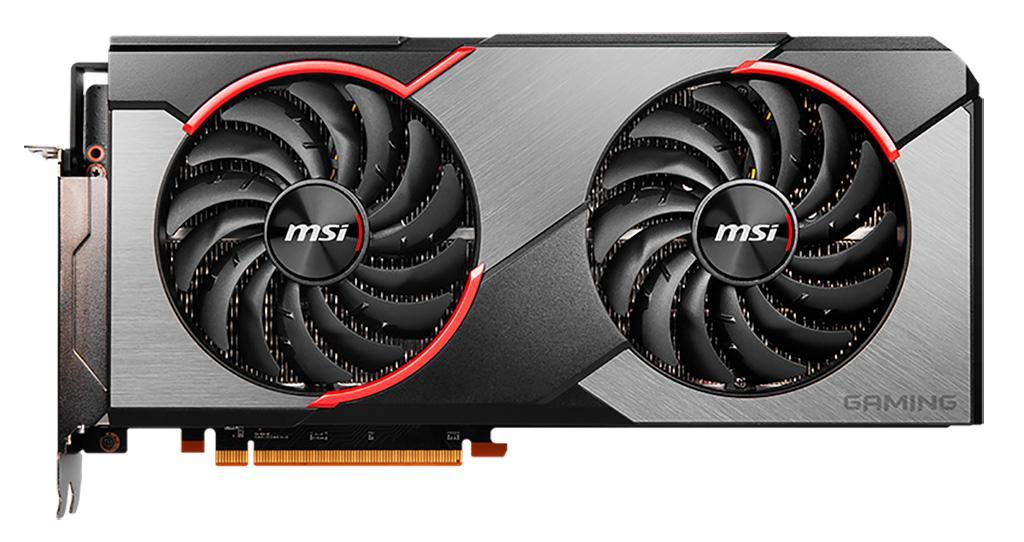 MSI Radeon RX 5700 Gaming X представлена официально