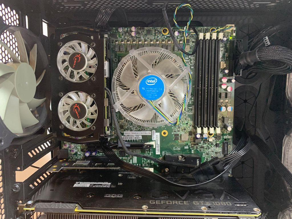 Для оперативной памяти Intel Optane DC Persistent Memory активное охлаждение может быть необходимостью