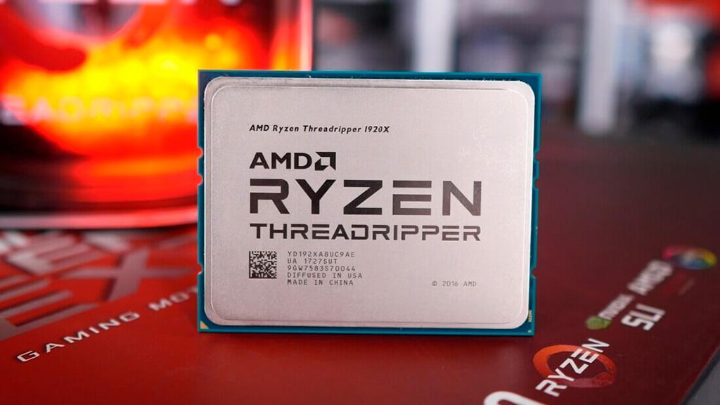 Аукцион невиданной щедрости: 12-ядерный AMD Ryzen Threadripper 1920X подешевел в четыре раза