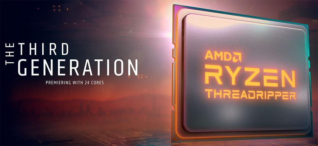 Необходимость новой платы для процессоров Ryzen Threadripper 3000 подтверждается