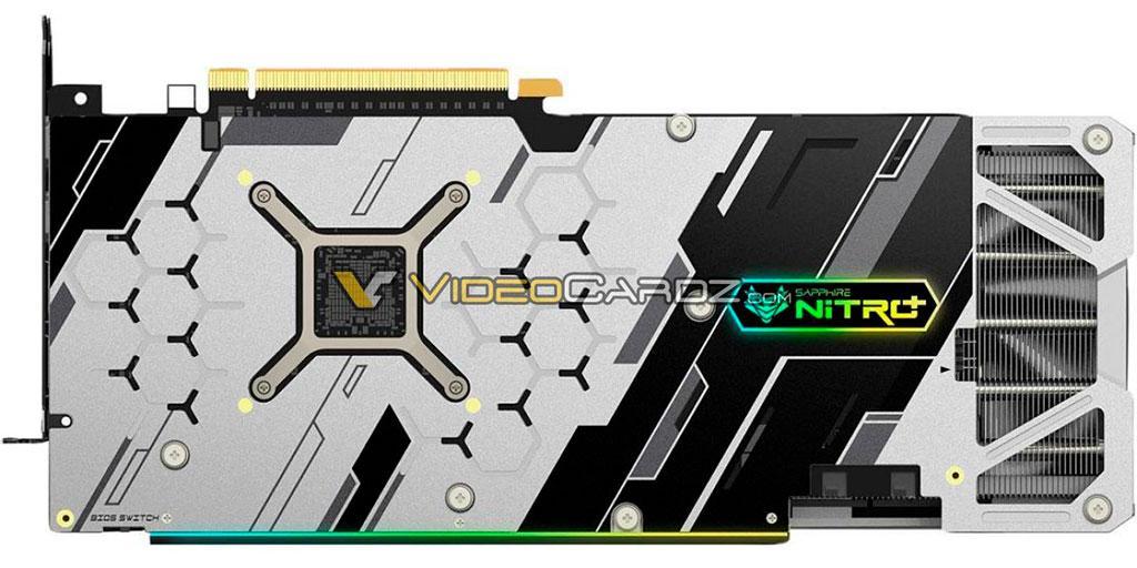 Sapphire Radeon RX 5700 XT Nitro+ засветилась на Amazon