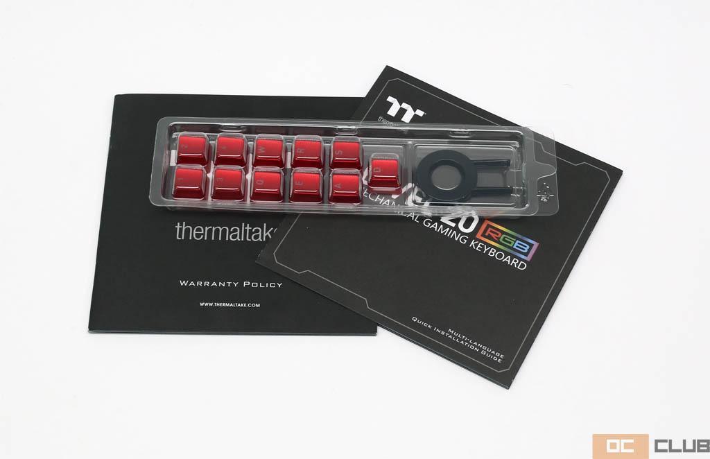 Thermaltake Level 20 RGB: обзор. Полечили, и не покалечили