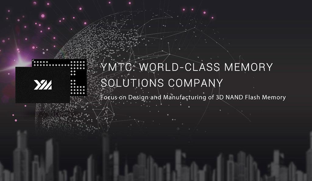 Yangtze Memory приступила к массовому производству 64-слойных чипов 3D NAND TLC