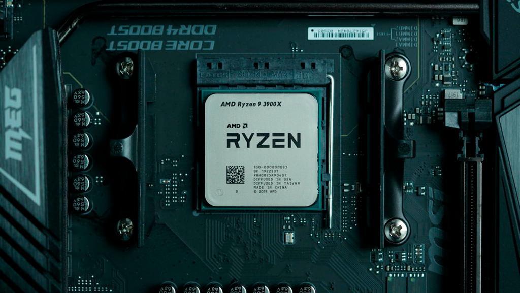 Микрокод AGESA 1.0.0.4 повышает производительность процессоров AMD Ryzen 3000