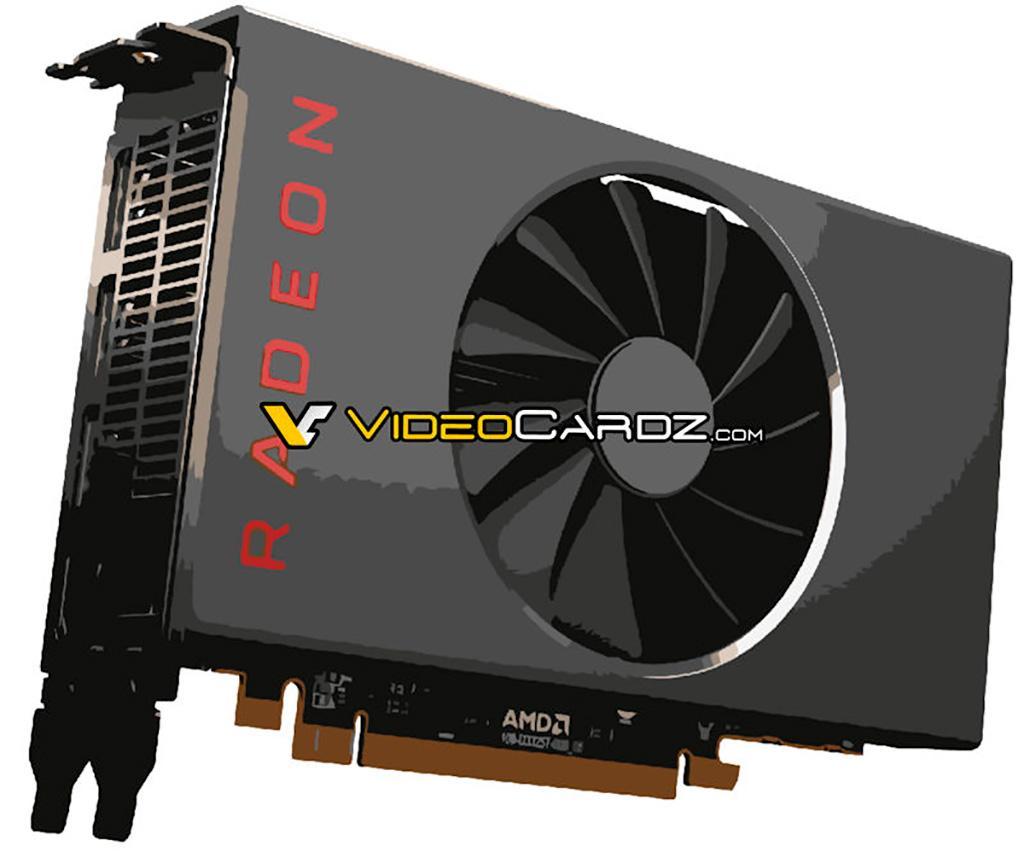 Раскрыты технические характеристики видеокарт AMD Radeon RX 5500 XT, RX 5500 и RX 5500M