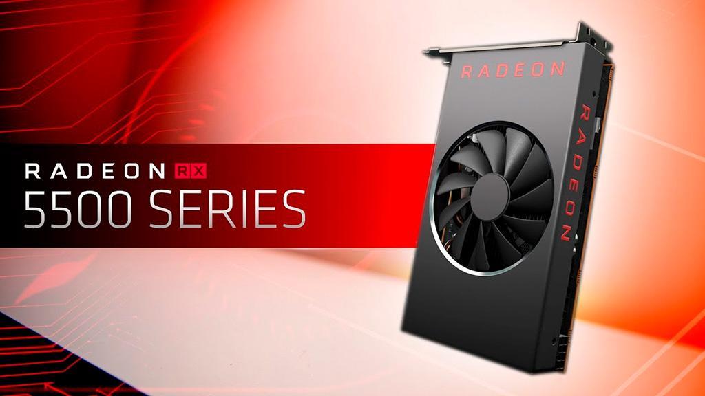 AMD Radeon RX 5500 XT выйдет как минимум в декабре