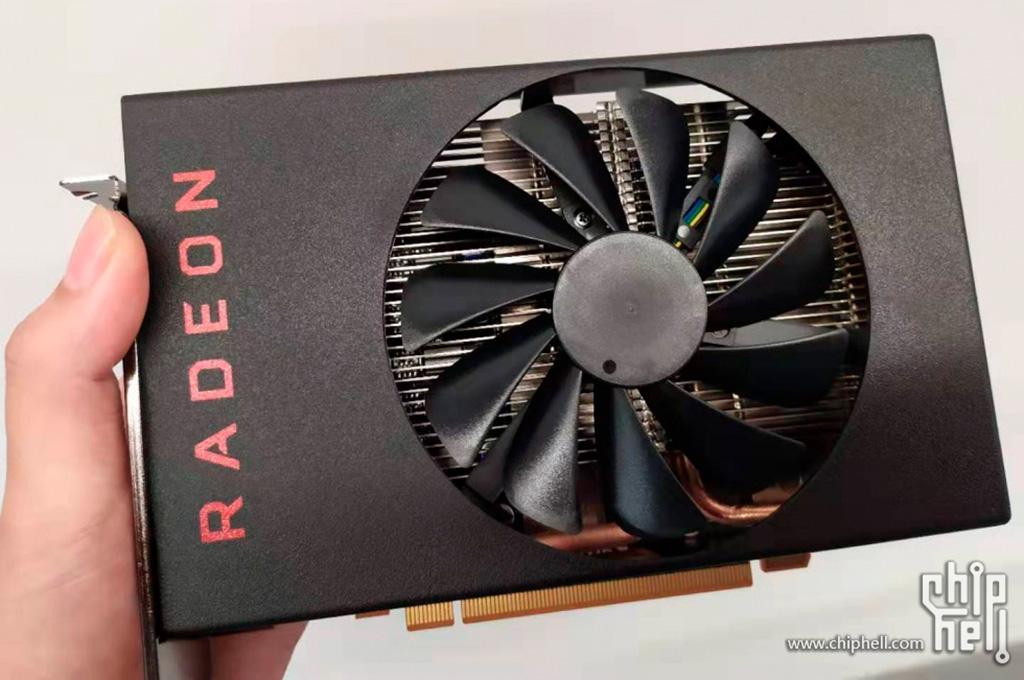 Рассматриваем AMD Radeon RX 5500 в референсном исполнении