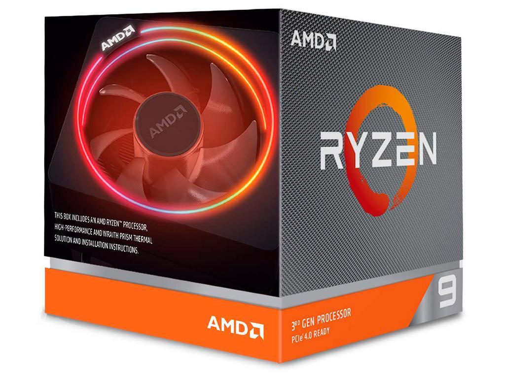 AMD переборола дефицит Ryzen 9 3900X